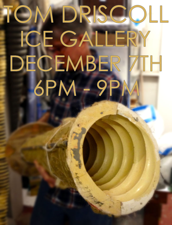 Tom Driscoll Ice Gallery
