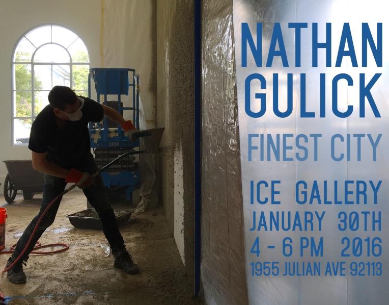 Nathan Gulick Flyer
