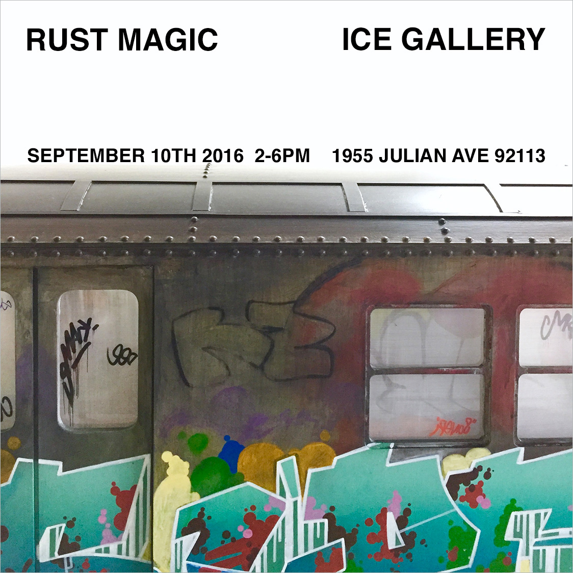 Rust Magic Flyer Web