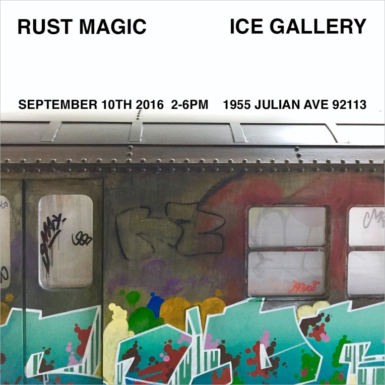 Rust Magic Flyer Web